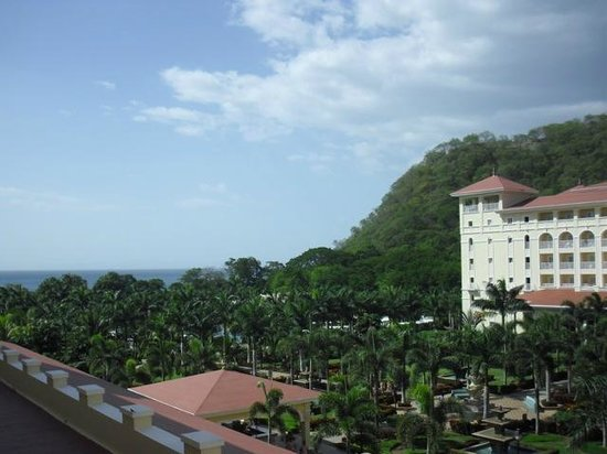 Hotel Riu Guanacaste: This was the view from my room, 3083