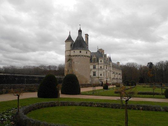 Château de Chenonceau : Элегантный и изысканный Шенонсо