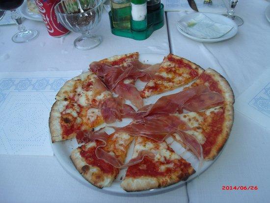 La Pilotta: Pizza