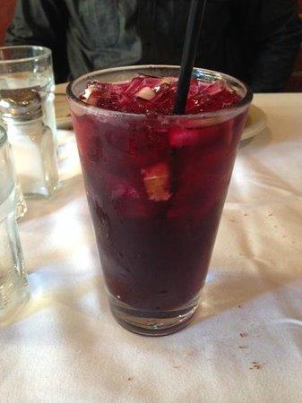 Barcelona Wine Bar Waypointe: Red Sangria