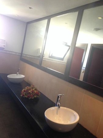 Miramar Petit Palais: Public toilet for all hotel people very clean