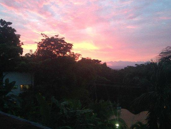 Villas Mymosa : Venue with a view