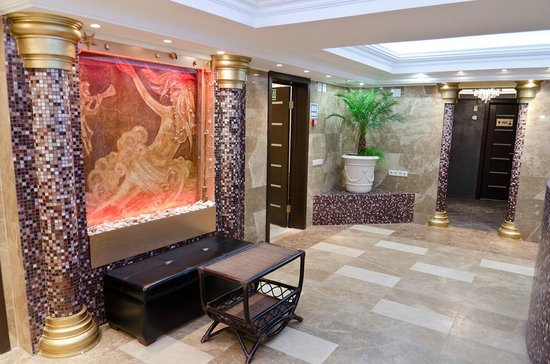 Adelphia Hotel: СПА-центр