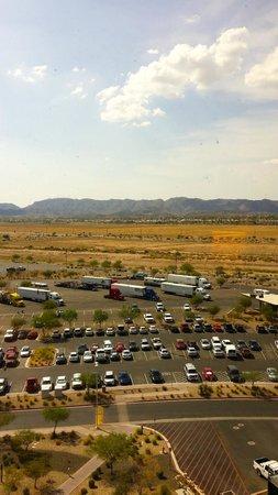 Wild Horse Pass Hotel & Casino: view from corner suite