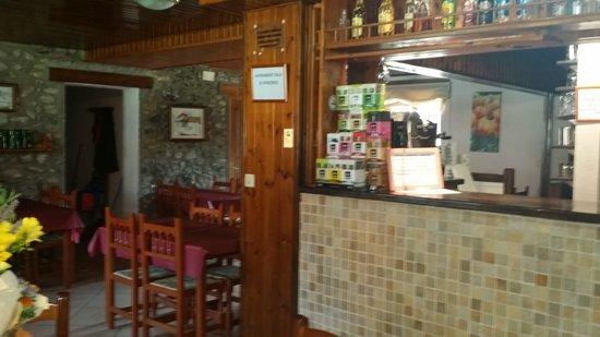 Hotel Cal Rei de Tallo : Restaurant