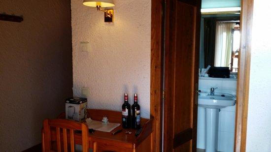Hotel Cal Rei de Tallo : Room
