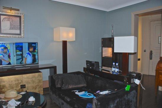 Casa Fuster Hotel : habitación Casa Fuster