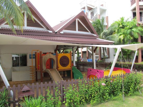 Sunwing Bangtao Beach: Kids Playground