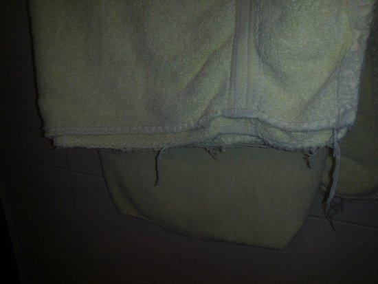 """Ihre Pension Trauner: """"Towels"""""""