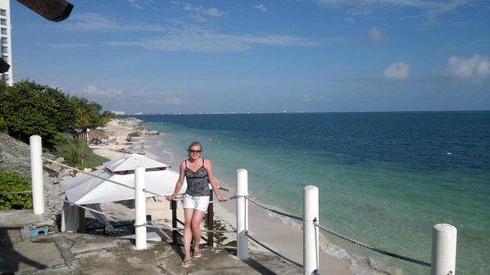 Hotel Dos Playas Beach House: на территории