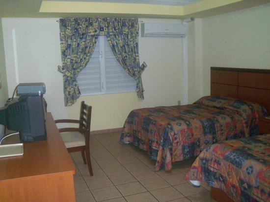 Hotel Cielo Mar: habitación