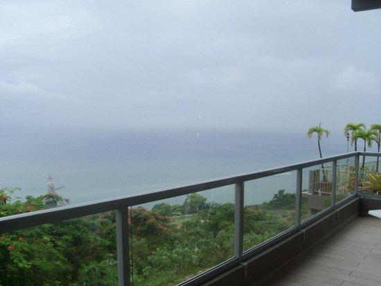 Hotel Cielo Mar: restaurante vista