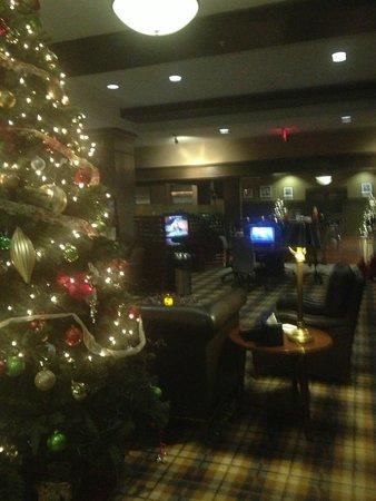 Sheraton Jacksonville: Lobby