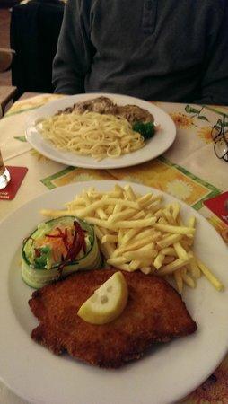 Restaurant Johanniter : dinner options