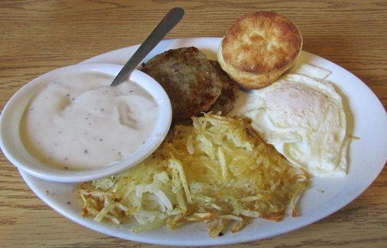 Rylan's Restaurant: Breakfast