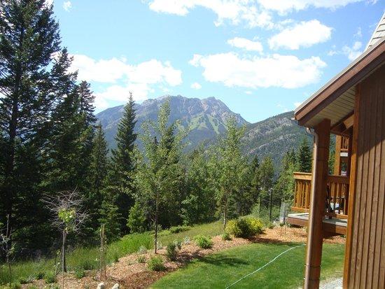 Hidden Ridge Resort : view