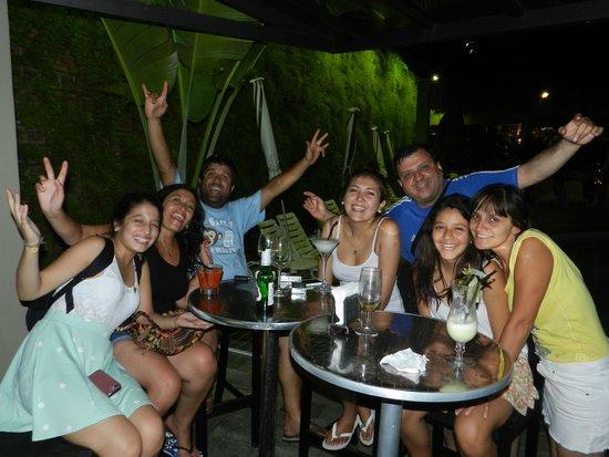 Ferraretto Hotel: Bar de la Piscina