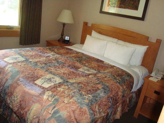 Hidden Ridge Resort : bedroom