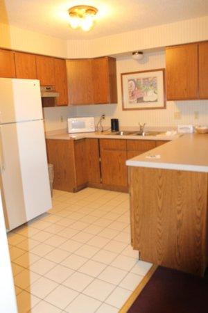 Wintergreen Resort & Conference Center: kitchen!!
