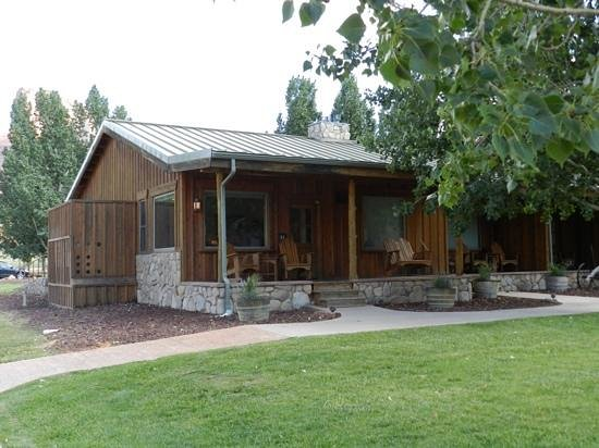 Sorrel River Ranch Resort: our cabin