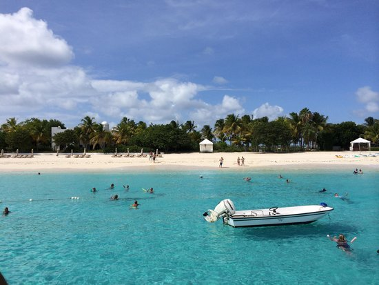 Simpson Bay, St-Martin/St Maarten: One of the sights on the tour