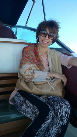 Asdu Sun Island: My girlfriend from China