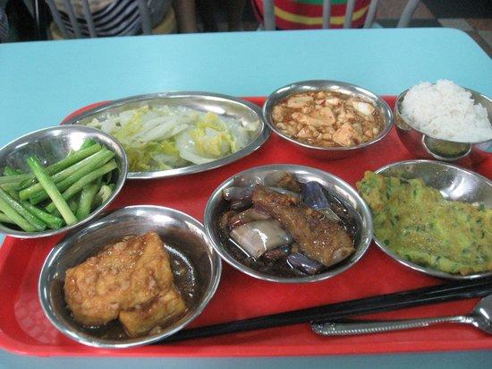 Sun Yat-sen University : 学食