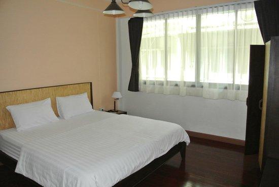 Baan Glang Soi: обе спальни похожи