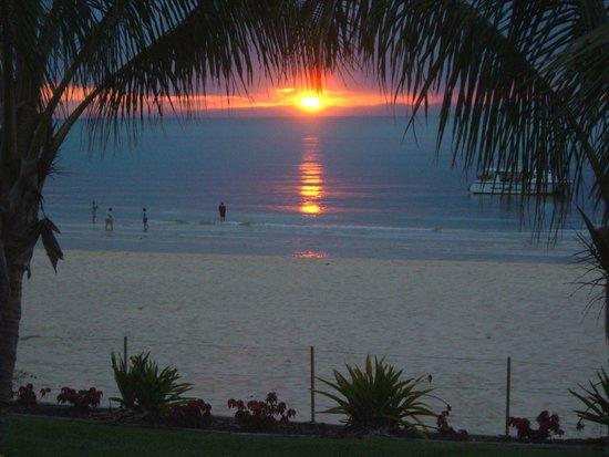 Tangalooma Island Resort: View from resort villa.