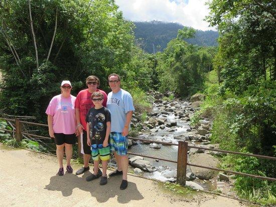 Diamante Verde Tours: Clark Family