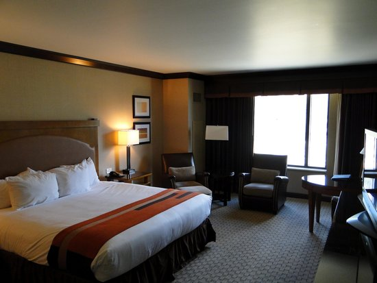 Ameristar Casino Resort Spa Black Hawk: King Size Room