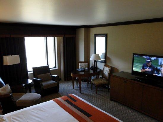 Ameristar Casino Resort Spa Black Hawk: Another room angle