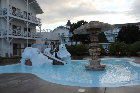 Wintergreen Resort & Conference Center : outdoor waterpark