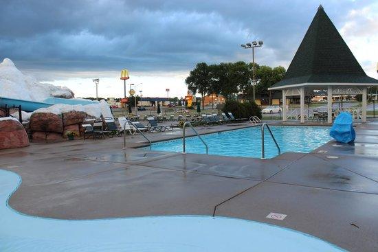 Outdoor Waterpark Picture Of Wintergreen Resort Conference Center Wisconsin Dells Tripadvisor