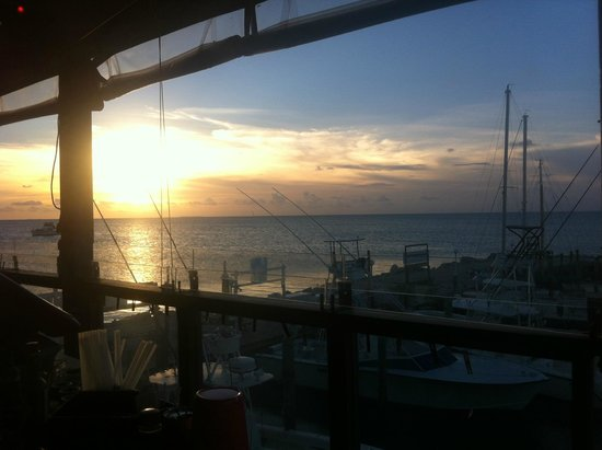 Keys Fisheries : Sunset