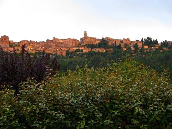 Agriturismo il Palazzo dei Diavoli: View from private picnic area