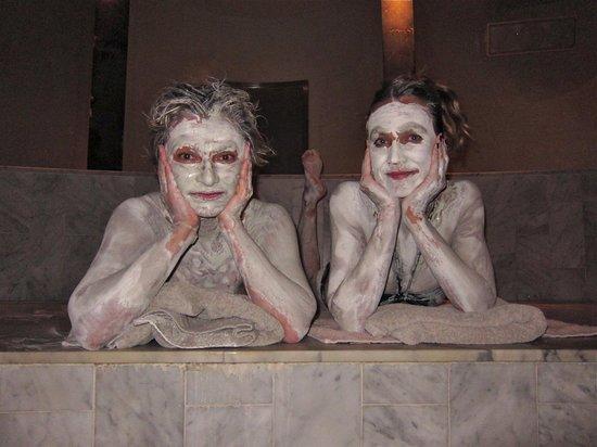 The Standard, Miami: mud bath