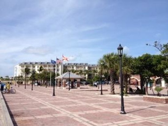 mallory square during the daytime.