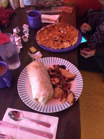 The Friendly Toast : Big Burrito