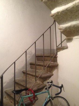 B&B Anfiteatro : The stairs