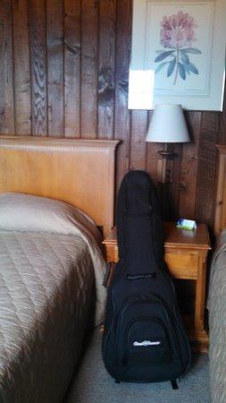 Big Meadows Lodge : Room #2