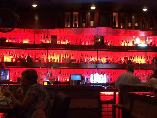 Crave by Daniel's : Daniel's Red Bar