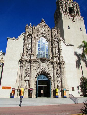 San Diego Museum of Man: Museum of Man - Balboa Park