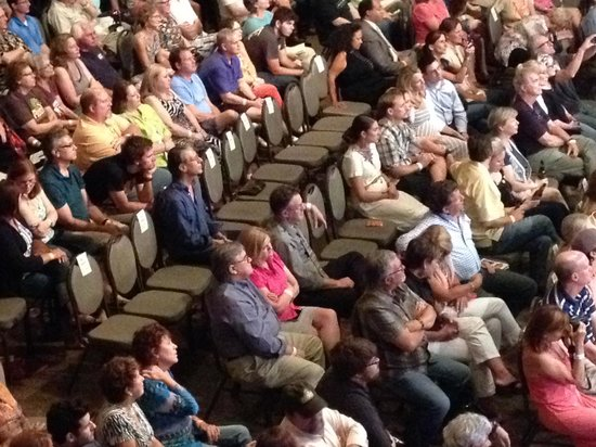 Music City Roots: There are some bugs to work out at the new venue. Reserved seatng went empty for much of the sho