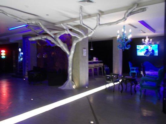 Riande Granada Urban Hotel: Lobby