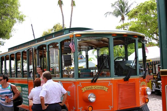 Old Town Trolley Tours Key West: Old Town Trolley