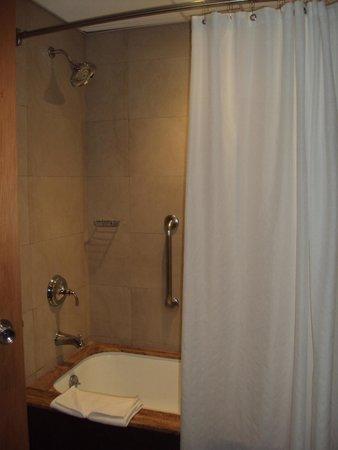 El Pardo DoubleTree by Hilton Hotel : Shower