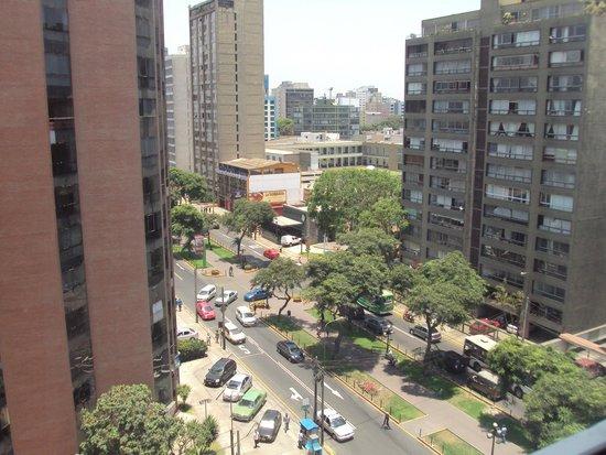El Pardo DoubleTree by Hilton Hotel : City view