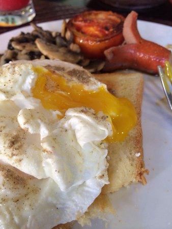 My Villas in Bali: Mine! Perfect Poached egg! Abil&adah