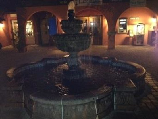 Old City: fountains throughout the area.